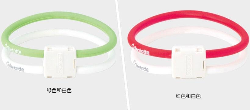 硅胶轻质能量手环