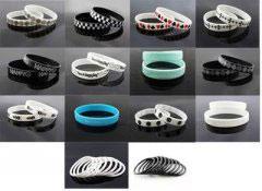 饰品硅胶环|手腕佩戴饰品