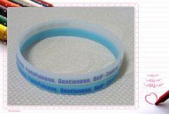 硅胶手环加工厂|手环定制